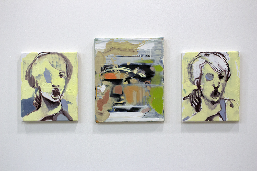 Heimlich Maneuver, bartosz beda, paintings 2017, artwork