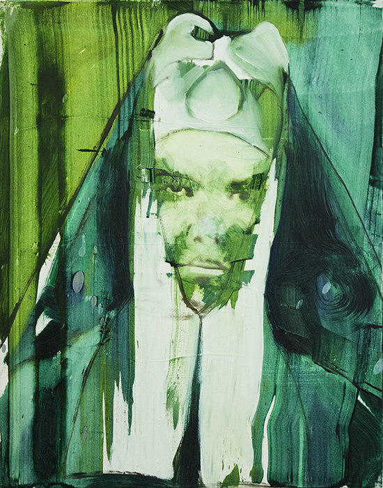 Nuns (Coordinated) I, 2017, bartosz beda, paintings, artist