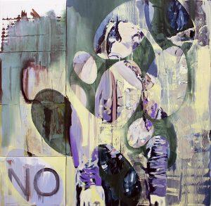 Ten Starts From One, paintings 2017, bartosz beda, beda art, beda paintings, bartosz beda artist