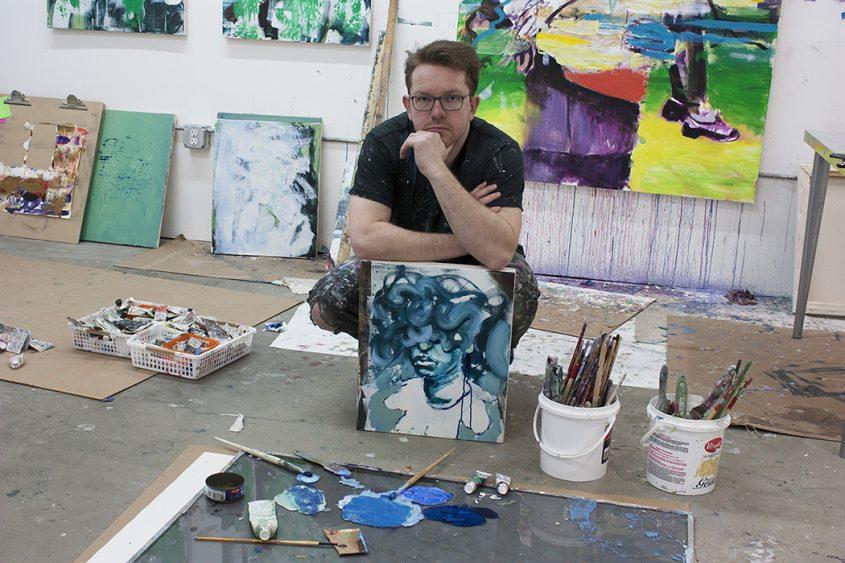 artist biography, bartosz beda