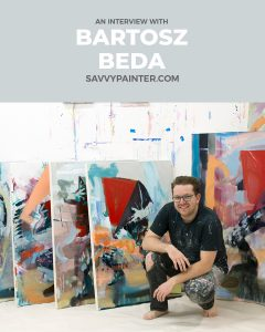 Creating Accessible Art, interview with Bartosz Beda