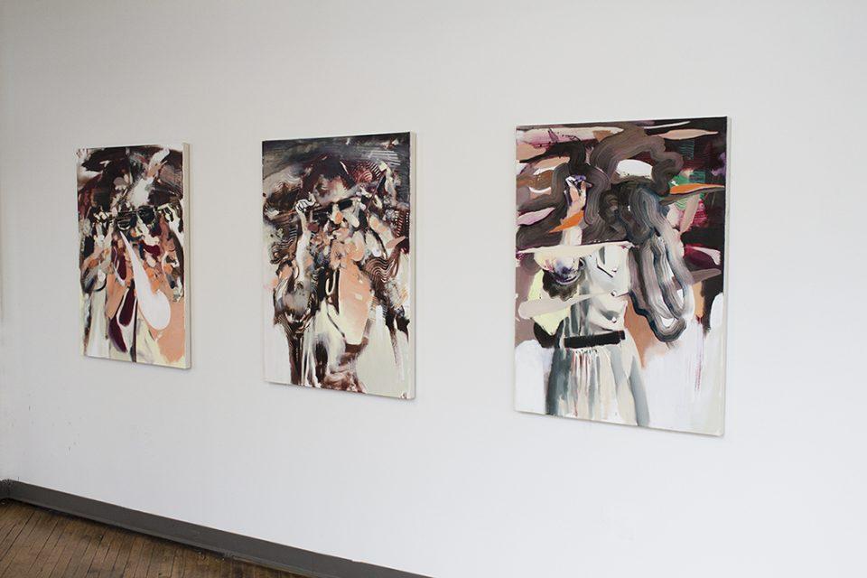 Paintings 2018 2