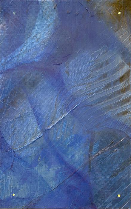 Serial Paintings: Love in 48 Pieces 10