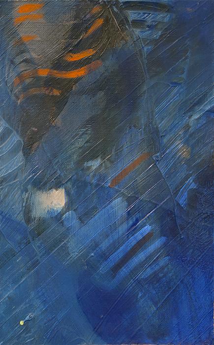 Serial Paintings: Love in 48 Pieces 11