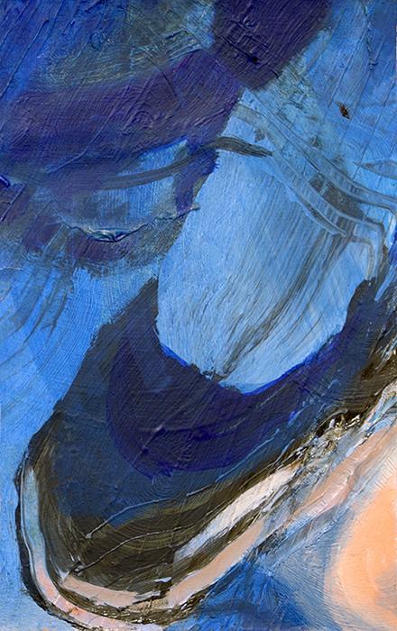 Serial Paintings: Love in 48 Pieces 20