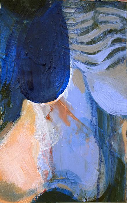 Serial Paintings: Love in 48 Pieces 21