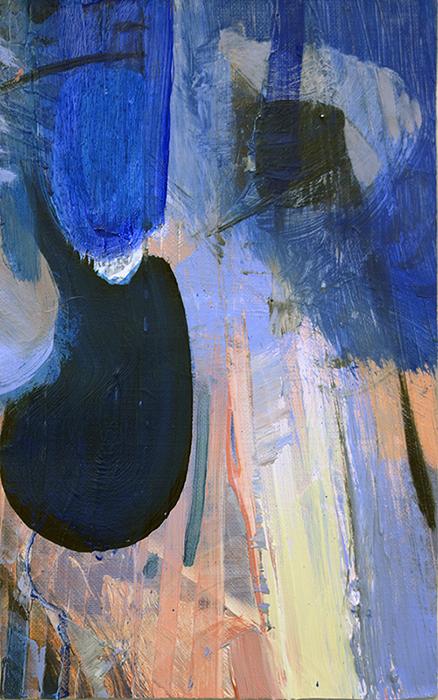 Serial Paintings: Love in 48 Pieces 22