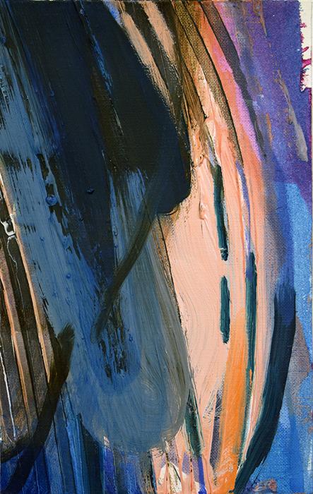 Serial Paintings: Love in 48 Pieces 24