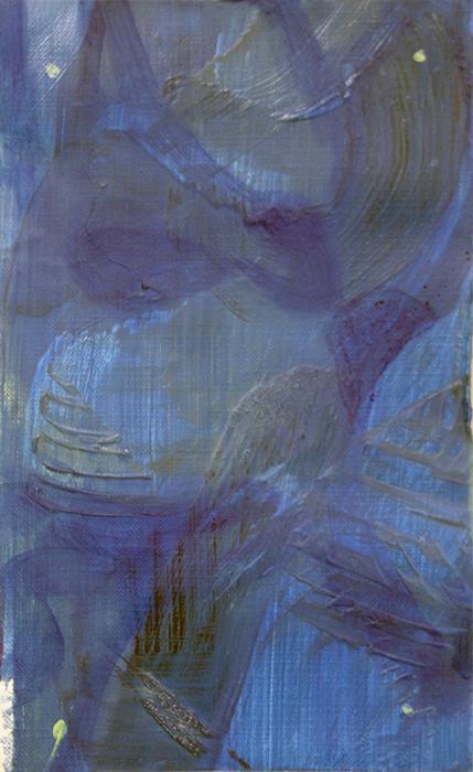 Serial Paintings: Love in 48 Pieces 25