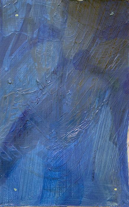 Serial Paintings: Love in 48 Pieces 26