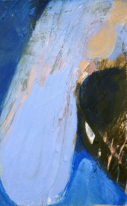 Serial Paintings: Love in 48 Pieces 27