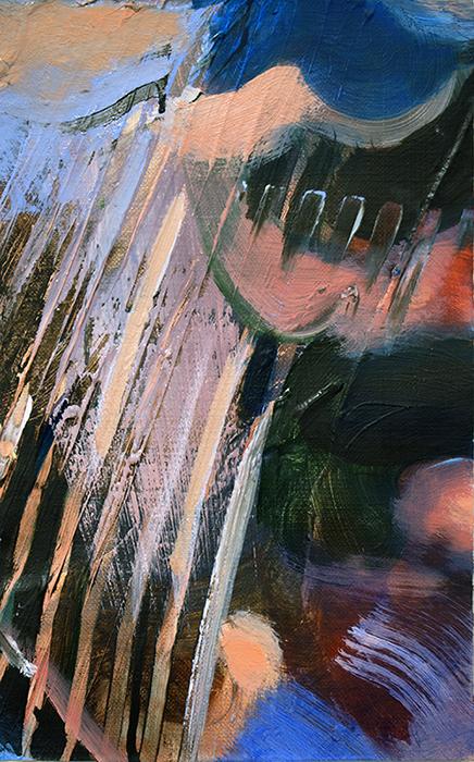 Serial Paintings: Love in 48 Pieces 28