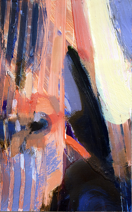 Serial Paintings: Love in 48 Pieces 30