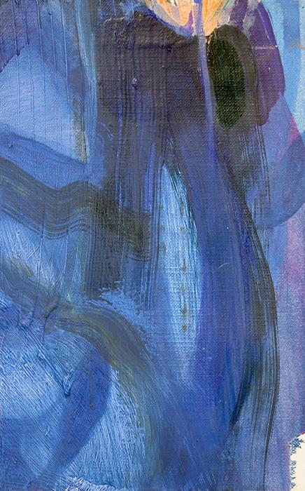 Serial Paintings: Love in 48 Pieces 32