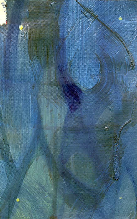 Serial Paintings: Love in 48 Pieces 33