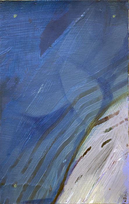 Serial Paintings: Love in 48 Pieces 34
