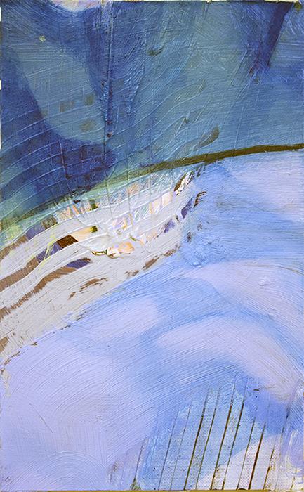 Serial Paintings: Love in 48 Pieces 35