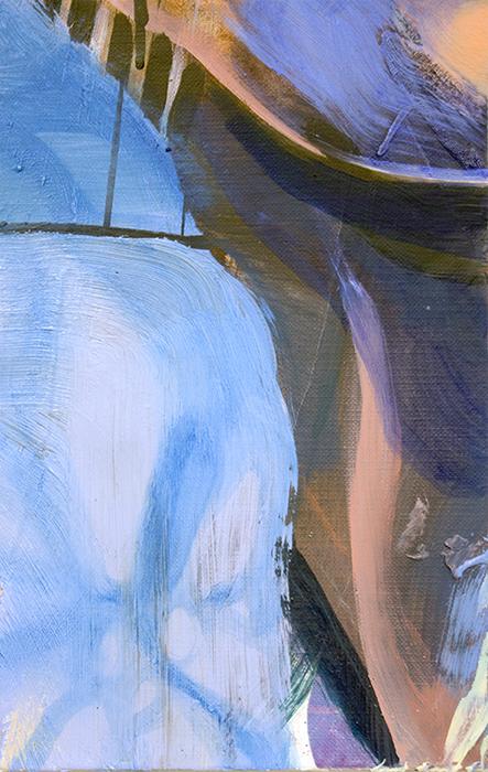 Serial Paintings: Love in 48 Pieces 36