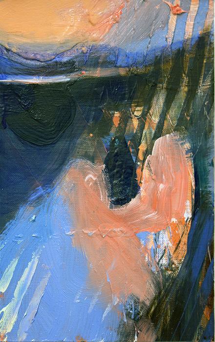 Serial Paintings: Love in 48 Pieces 37
