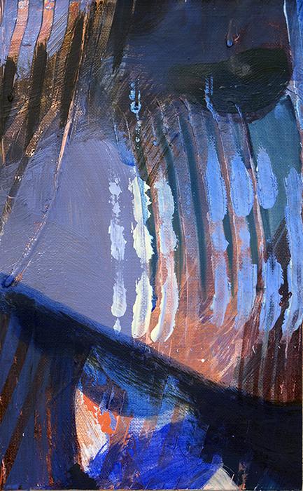 Serial Paintings: Love in 48 Pieces 38