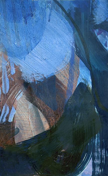 Serial Paintings: Love in 48 Pieces 39