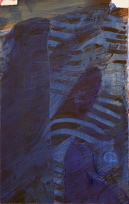 Serial Paintings: Love in 48 Pieces 4