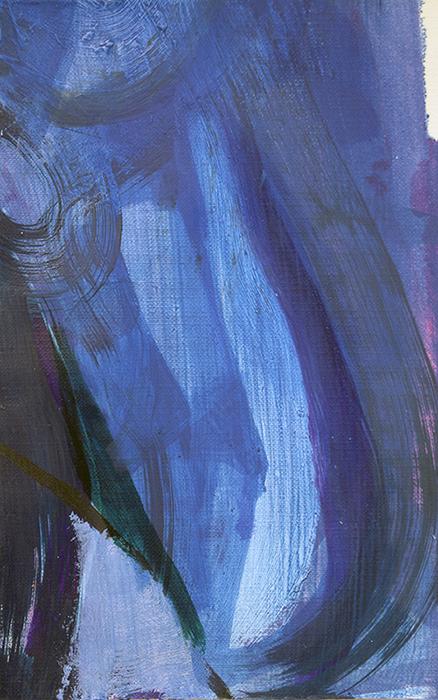Serial Paintings: Love in 48 Pieces 40