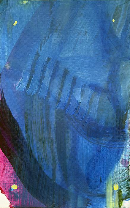 Serial Paintings: Love in 48 Pieces 41