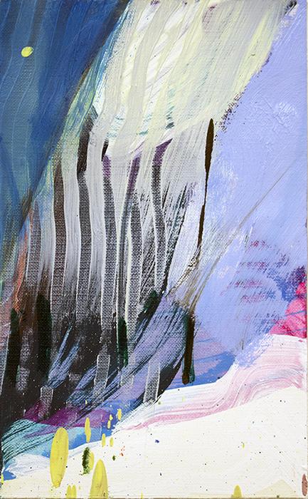 Serial Paintings: Love in 48 Pieces 42