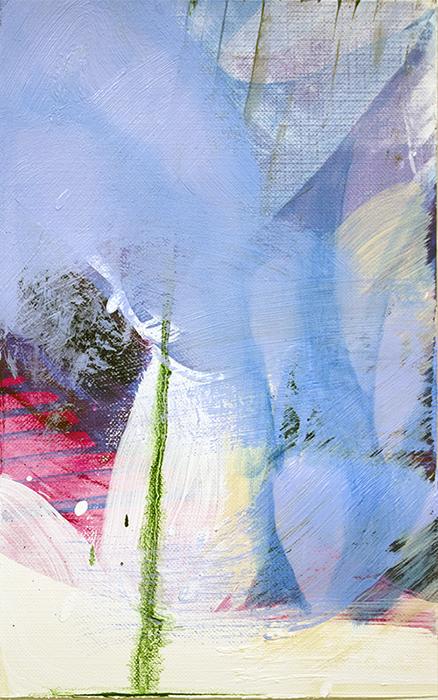 Serial Paintings: Love in 48 Pieces 43