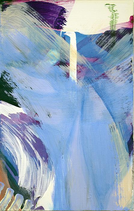 Serial Paintings: Love in 48 Pieces 44