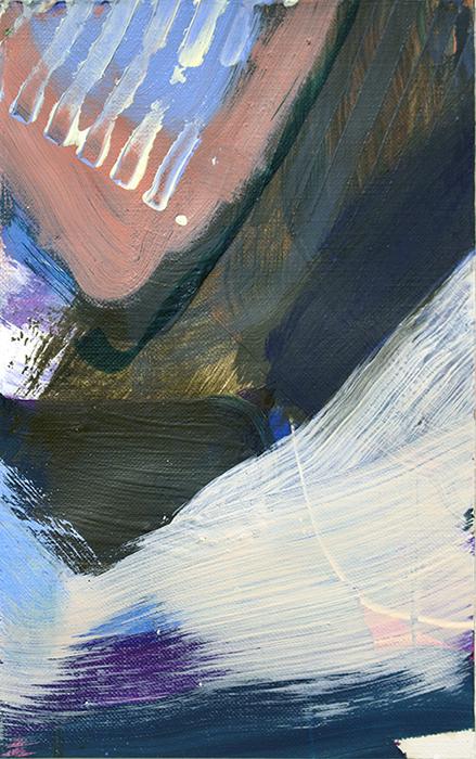 Serial Paintings: Love in 48 Pieces 45