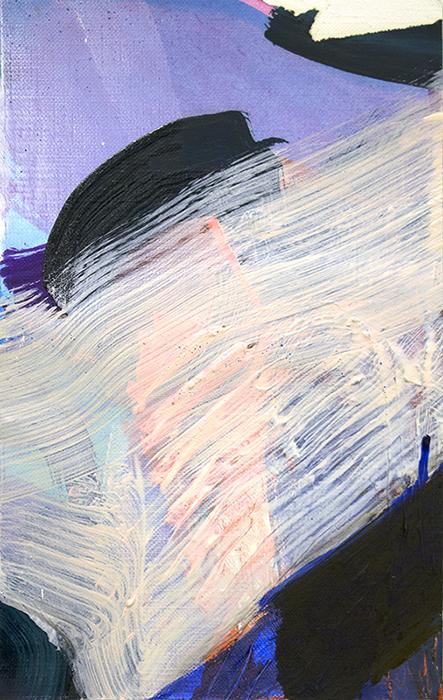 Serial Paintings: Love in 48 Pieces 46