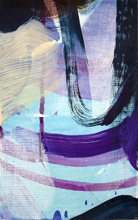 Serial Paintings: Love in 48 Pieces 47