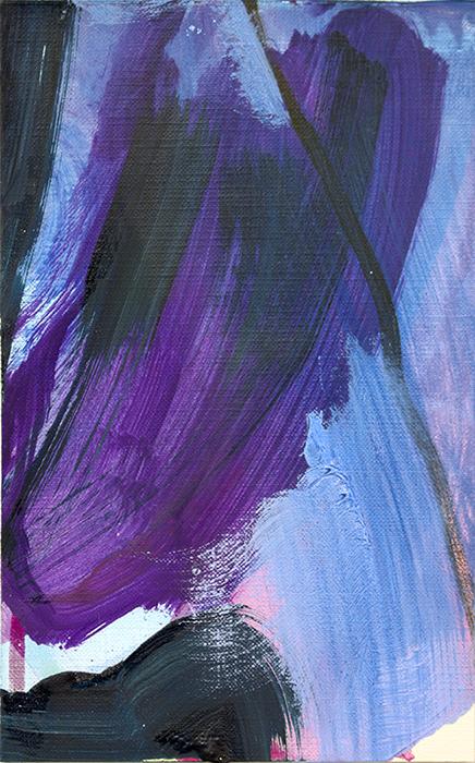 Serial Paintings: Love in 48 Pieces 48