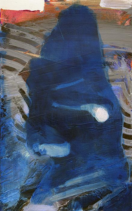 Serial Paintings: Love in 48 Pieces 5