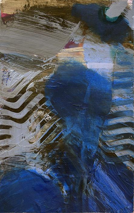 Serial Paintings: Love in 48 Pieces 6
