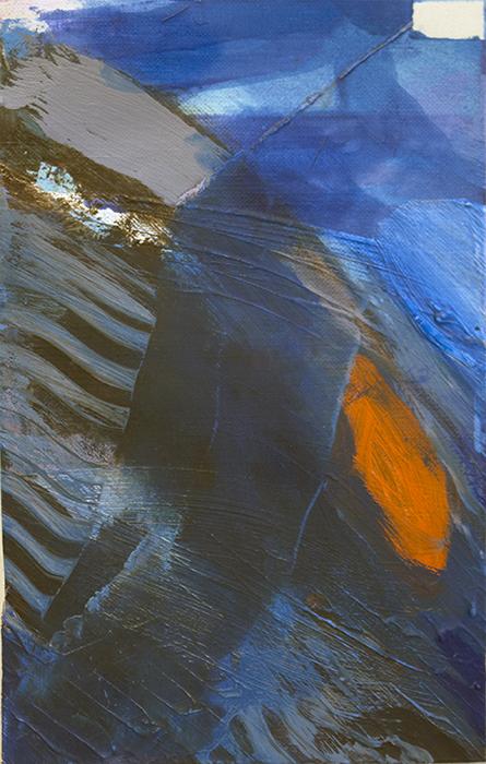 Serial Paintings: Love in 48 Pieces 7