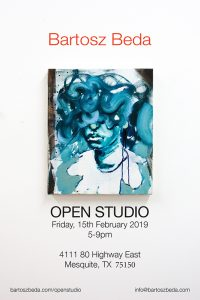 Open Studio in Dallas