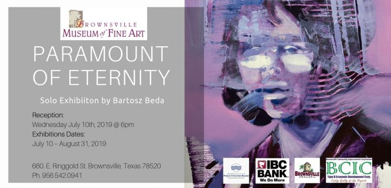 Brownsville Museum of Fine Art, solo exhibition