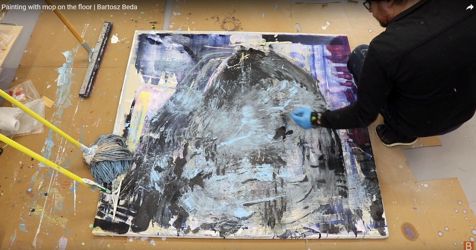 bartosz beda, dallas, tx, paintings 3