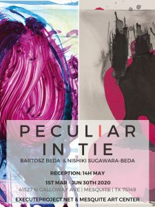 Mesquite Arts Center, Mesquite, Texas – Two Person Exhibition by Dallas Artists