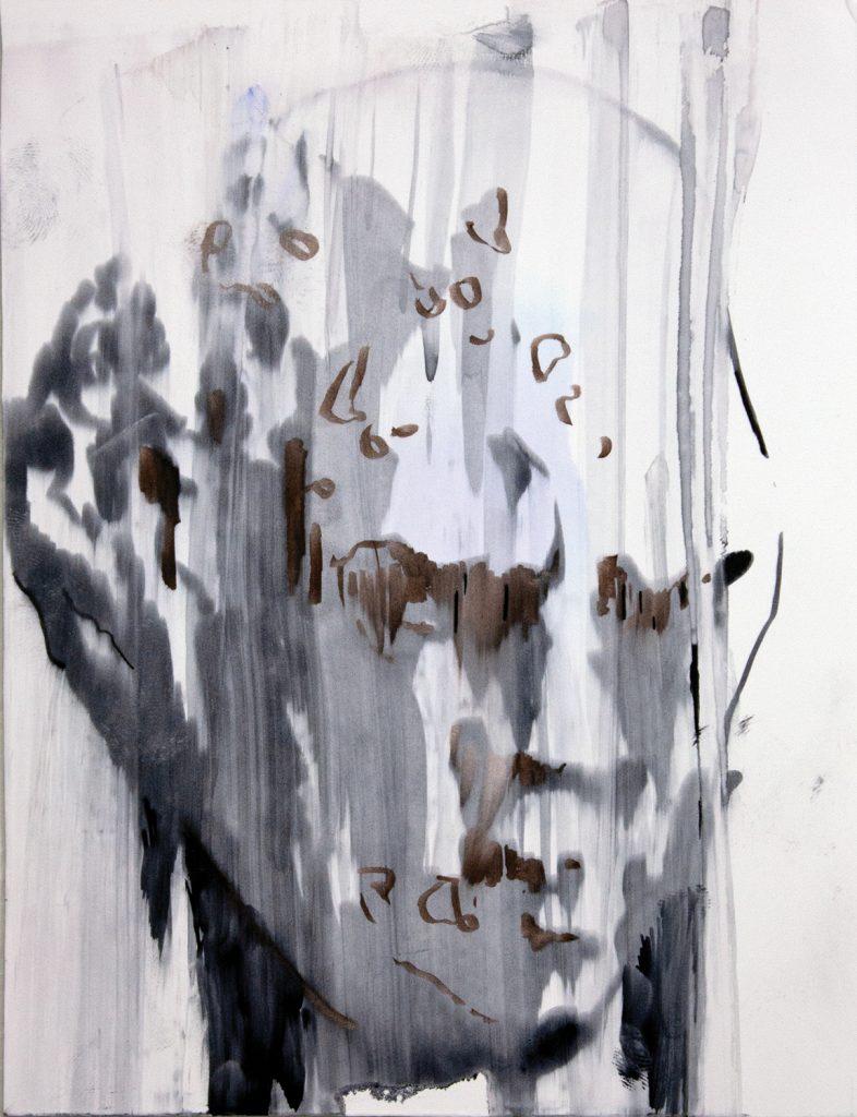 Colors of Corona, paintings for sale, figurative abstract art, bartosz beda 007