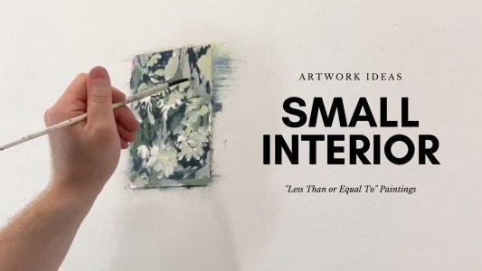 Artwork Ideas For Small Interior