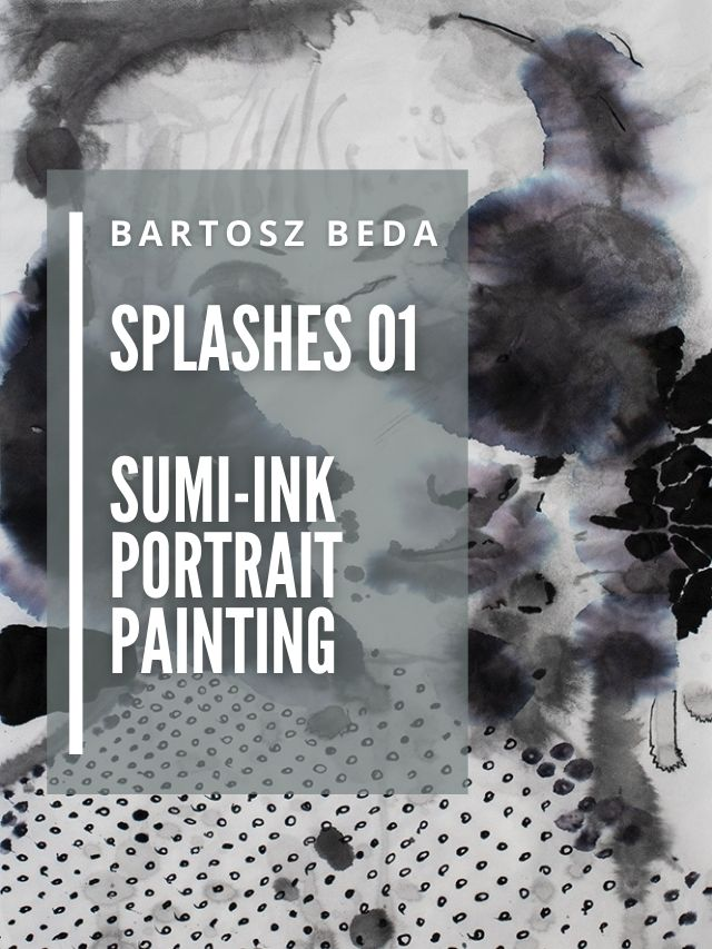 Read more about the article Painting of the day: Splashes 01