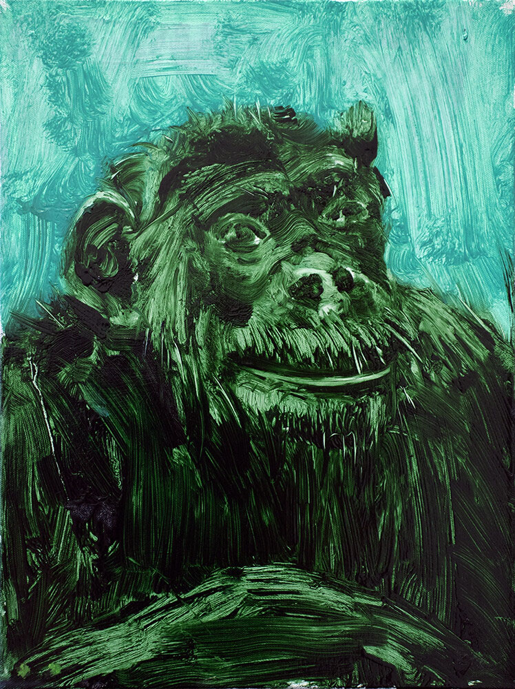 Painting of the Day, bartosz beda, what is painting 2