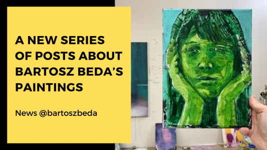 Painting of the Day: A New Series of Posts About Bartosz Beda's Paintings