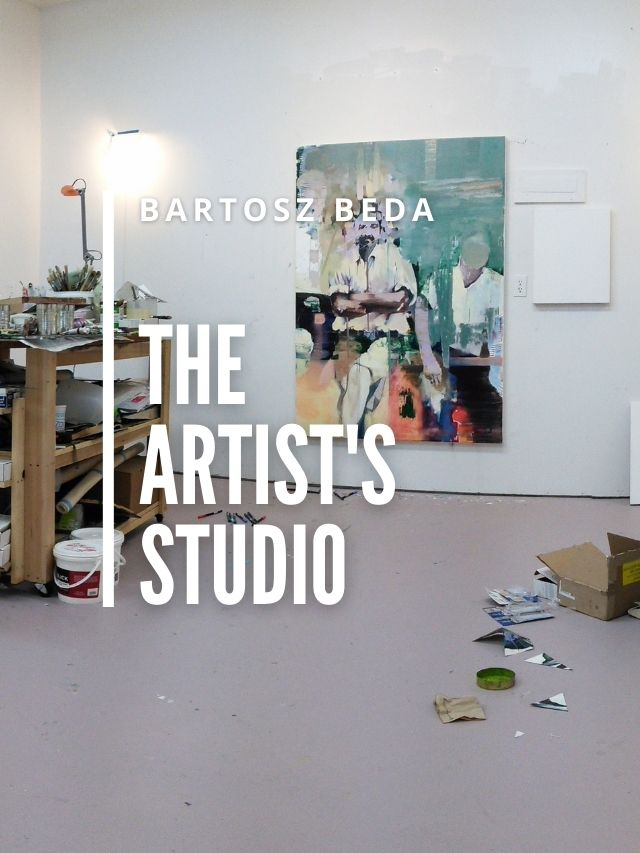 Read more about the article The Artist's Studio
