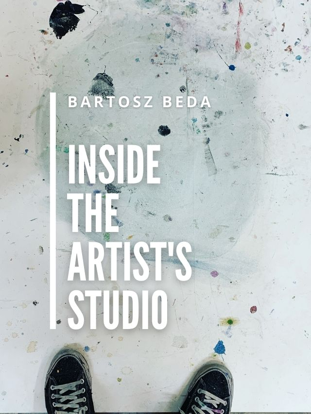 Read more about the article Inside the artist's studio