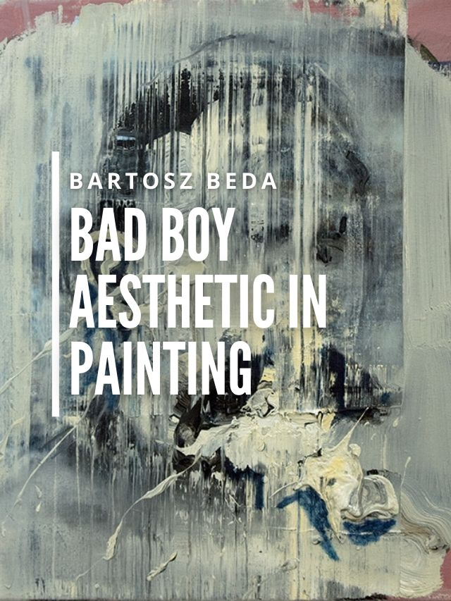 Read more about the article Bad Boy Aesthetic in Painting